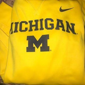 Nike Dri-Fit Michigan hoodie
